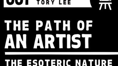 001  feat. TORY LEE | The Path of an Artist: The Esoteric Nature of Creativity & Art ❁